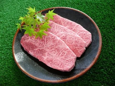 和牛みすじステーキ焼肉用