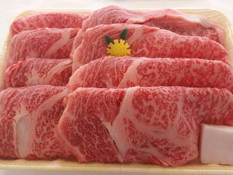 黒毛和牛リブロースすき焼き用 700g入り