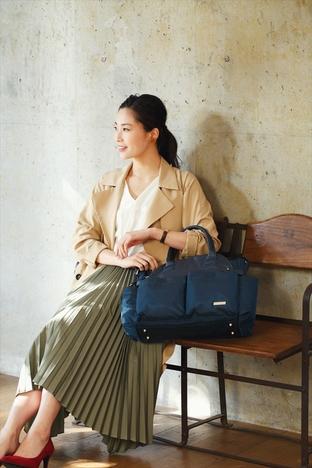 SKIP HOPスキップホップ/マザーズバッグ/チェルシー/ミッドナイト【送料無料】