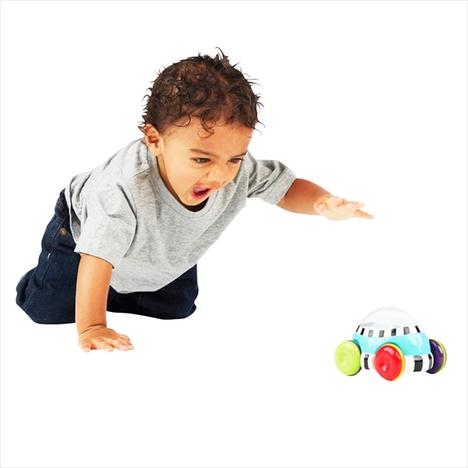 Sassyサッシー/知育玩具3点セットC(ボール・サウンドトイ・くるまのおもちゃ)【送料無料】