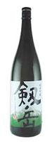 銀盤-14 純米吟醸 剱岳