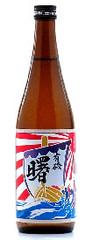 有磯 曙 純米酒「大漁旗」