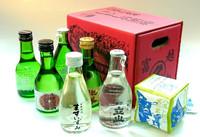 地酒詰合せ-2 富山の地酒 いやしの薬箱