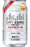 アサヒ/ドライゼロ