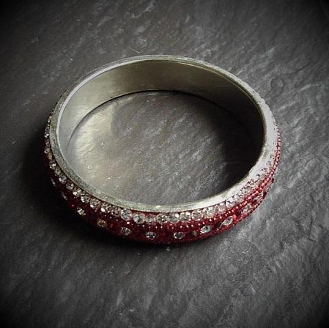 《数量限定》運命の赤い糸を強く結ぶリング