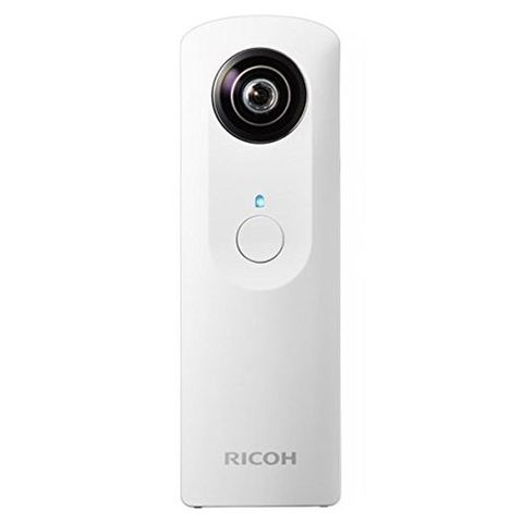 RICOH デジタルカメラ RICOH THETA m15 (ホワイト) 全天球 360度カメラ 0910700