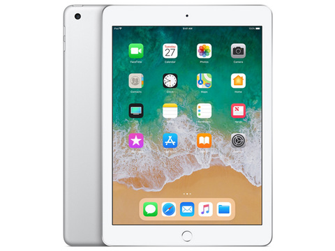 iPad 9.7インチ Wi-Fiモデル 128GB MR7K2J/A [シルバー]