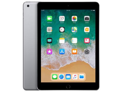 iPad 9.7インチ Wi-Fiモデル 128GB MR7J2J/A [スペースグレイ]