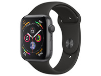 Apple Watch Series 4 GPSモデル 44mm MU6D2J/A [ブラックスポーツバンド]