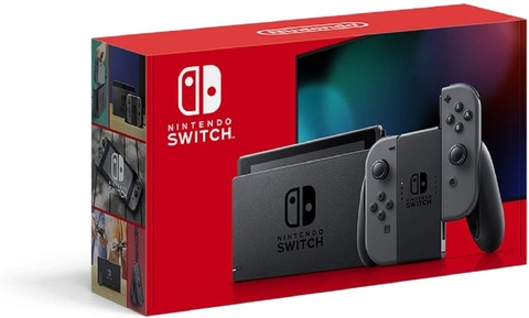 Nintendo Switch HAD-S-KAAAA [グレー]