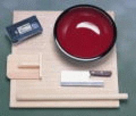 普及型 麺打ちセット A-1200
