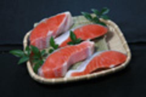 塩銀鮭切り身(4切入)