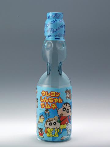 クレヨンしんちゃん瓶ラムネ *ケース販売