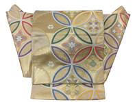 秀麗七宝文袋帯