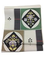 正絹シャレ袋帯