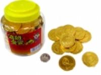 海賊金貨チョコ(100個入り)