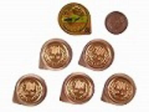 10円玉チョコ(100入り)