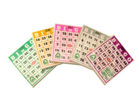 BINGO CARD(ビンゴ・カード)30枚入り