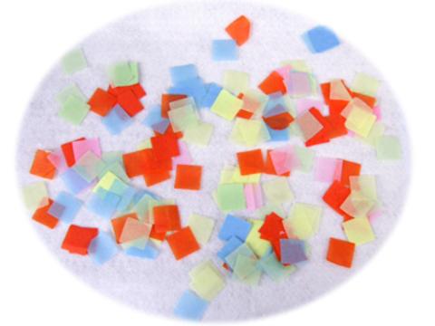 紙吹雪(5色)1kg(来店の際は要電話確認)