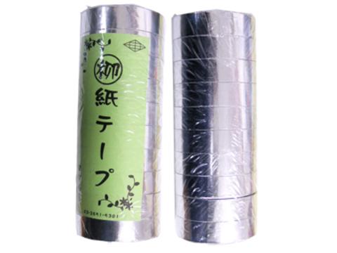 紙テープ(金、銀) 10巻入り