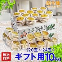 愛媛県産 豊水梨 ギフト用10kg