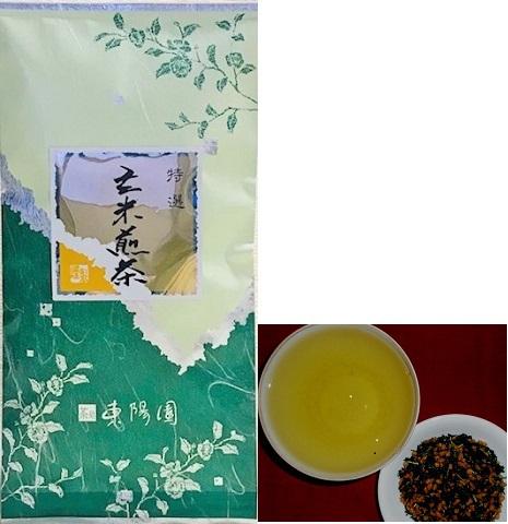 玄米煎茶100g
