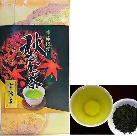 秋のお茶 宇治 60g