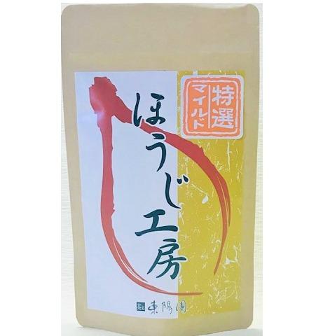 特選ほうじ茶(マイルド)100g
