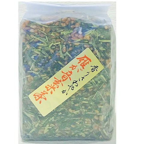 お徳用 雁ケ音玄米茶250g