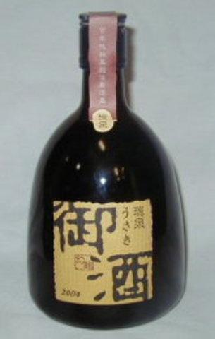 瑞泉・御酒(うさき)30度 720ml