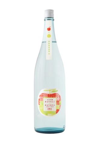 名倉山純米吟醸いいとこどり まるでりんご まるでめろん