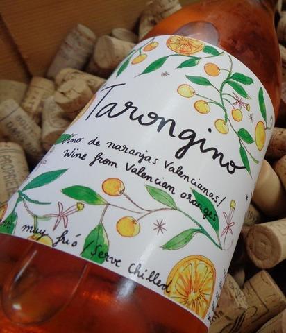 タロンジーノ オレンジワイン750