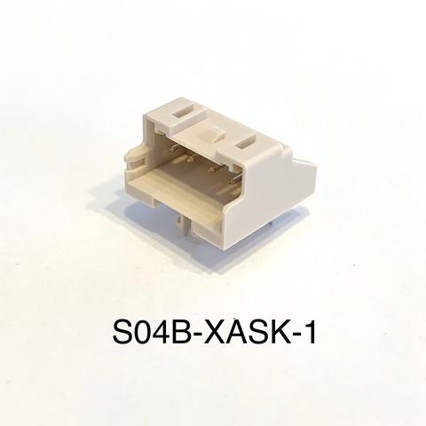 JST ハウジング S04B-XASK-1