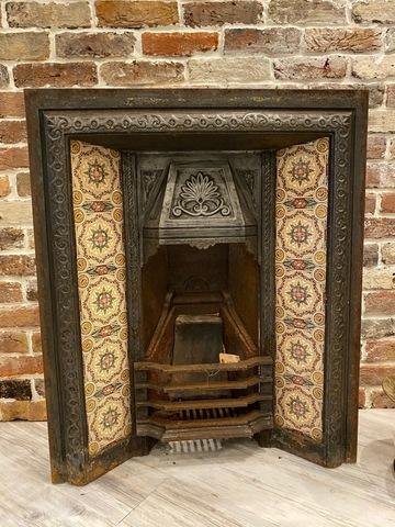 イギリスアンティーク 暖炉 ファイヤープレース 1900年代