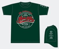 9周年記念オリジナルTシャツ アイビーグリーン M
