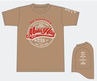 9周年記念オリジナルTシャツ サンドカーキ L