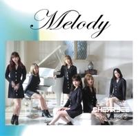 【CHERRSEE】1st Mini ALBUM『Melody』初回限定盤