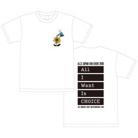 【A.C.E】【All I Want Is CHOICE】Tシャツ(Illustrated by WOW+CHAN)