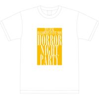 【EUN JUNG】【HALLOWEEN EVENT 2019】蛍光プリントTシャツ