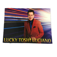 【田原俊彦】LUCKY TOSHI LUCIANO ブランケット
