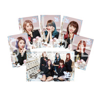 【CHERRSEE】MUSIC CARD『Call me babe』J-ROCK OFFICIAL SHOP限定6枚セット