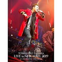 【田原俊彦】【Blu-ray】TOSHIHIKO TAHARA LIVE in NHK HALL 2019