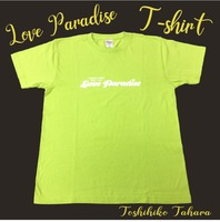 【Love Paradise】Tシャツ