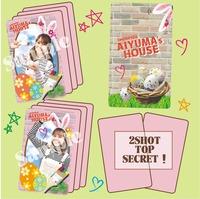 【CHERRSEE】『AIYUMA's HOUSE~Easter~』限定トレーディングカード(全10種/ランダム)