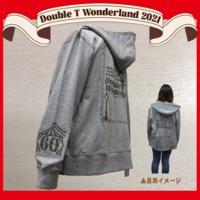【田原俊彦】Double T Wonderland 2021 ジップパーカー
