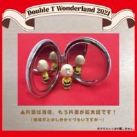 【田原俊彦】Double T Wonderland 2021 コンパクトミラー