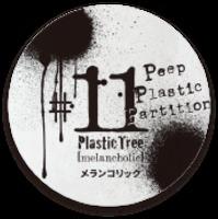 【Plastic Tree】Peep Plastic Partition#11 メランコリック 缶バッジ