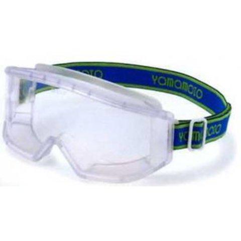 山本光学 粉塵対策用無気孔型ゴグル YG-5601AP 石綿粉じん対策用・くもり止加工レンズ