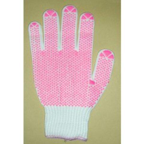 すべり止め手袋「日本さくら(女性用)」3双入り・日本製 [レ