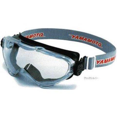 山本光学 ゴグル型保護めがね YG-6000PET-AF JIS規格品(くもり止加工レンズ)